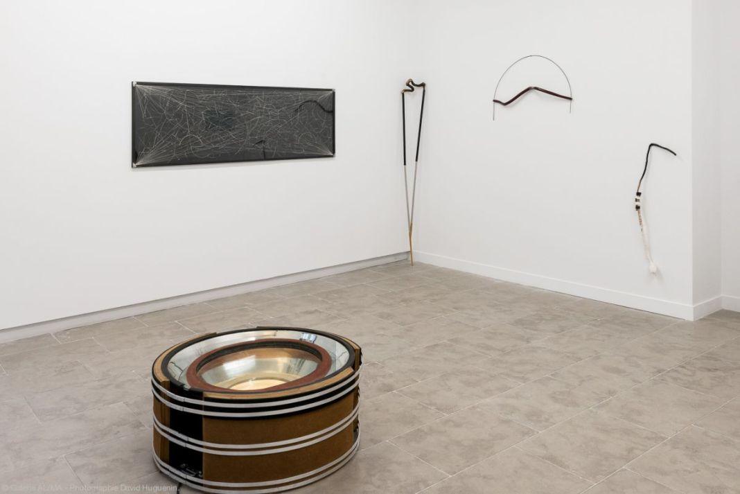 Jean-Marc Andrieu - S.T.V.B.E, E.V à la Galerie ALMA – Montpellier - vue de l'exposition ©d.huguenin