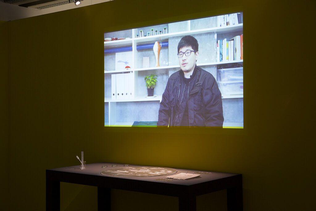 Kuang-Yi Ku - Millennium Ginseng Project - Biennale Chroniques 2020 - Éternité part 2 - Friche la Belle de Mai © Gregoire Edouard
