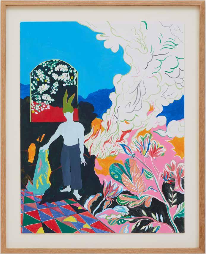 Florent Groc - L'homme troué, 2020