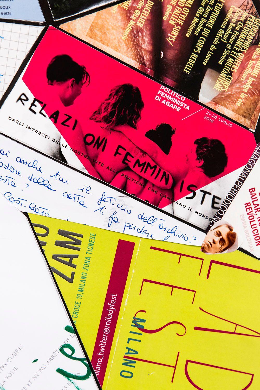 Rachele Borghi - Corp(u)s politique, (Re-)sentir tous les jours-Techniques de résistance - Mécènes du Sud - photo © Elise Ortiou Campion