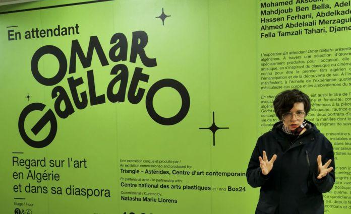 En attendant Omar Gatlato - Natasha Marie Llorens