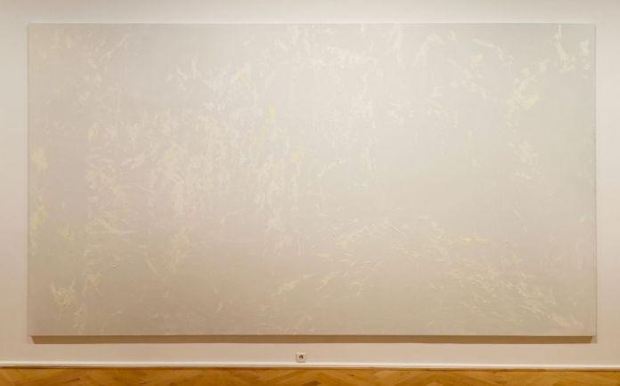 Gérard Traquandi, Jour blanc, 2020 - «Ici, Là» au Musée Cantini - Marseille