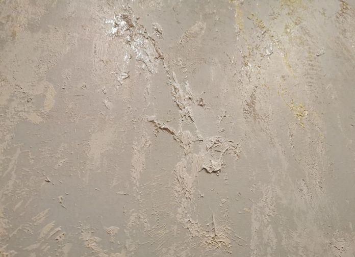 Gérard Traquandi, Jour blanc, 2020 (détail 2) - «Ici, Là» au Musée Cantini - Marseille