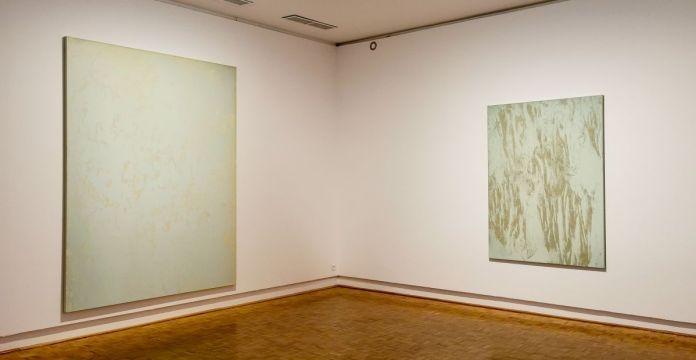 Gérard Traquandi, Peintures VII - «Ici, Là» au Musée Cantini - Marseille