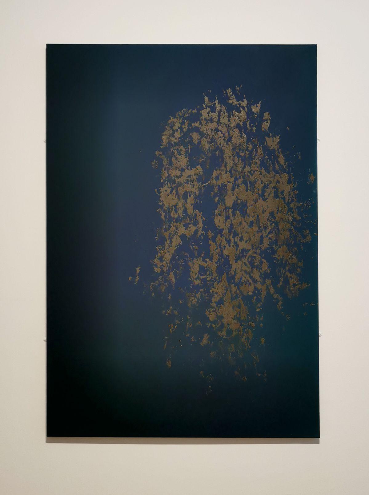 Gérard Traquandi, Sans titre, 2020 - «Ici, Là» au Musée Cantini - Marseille