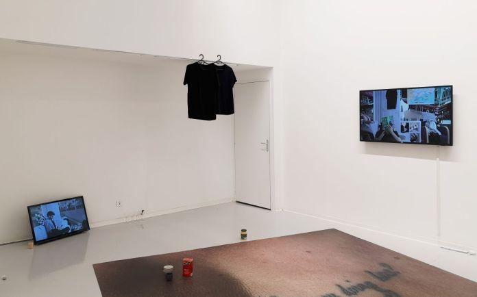 Oscar Veyrunes - En attendant Daegu, 2020 - La Relève III - Habiter au Centre Photographique Marseille