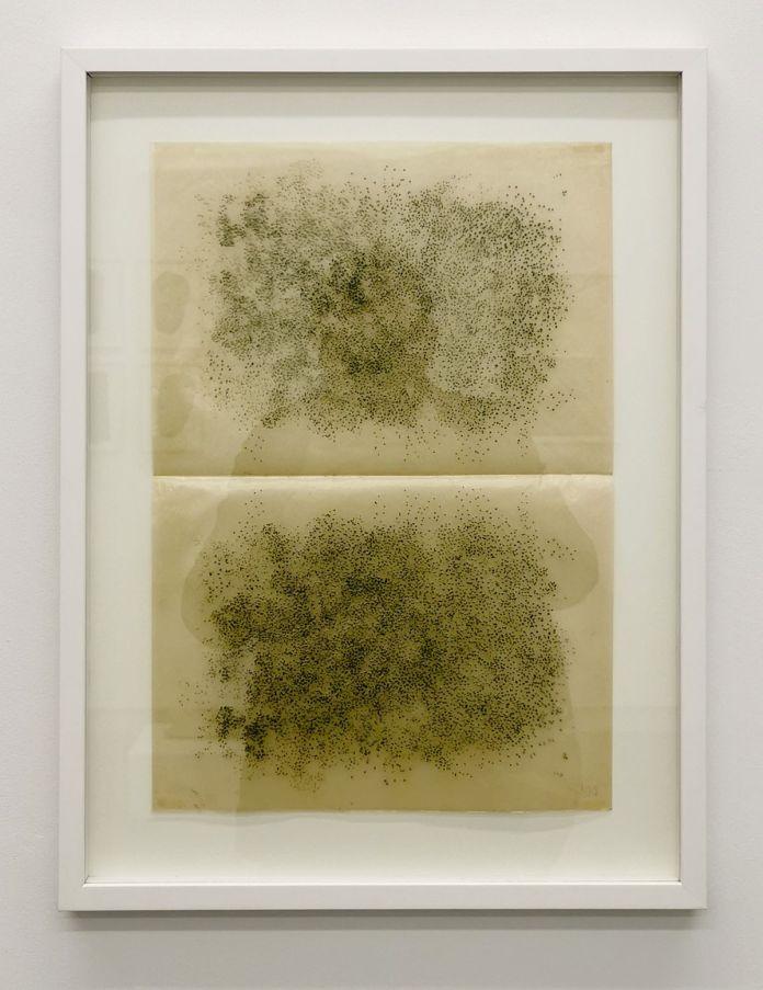 Dominique De Beir - La vie des animaux, 2014 - Telle est l'étoffe dont les rêves sont faits à la Galerie ALMA