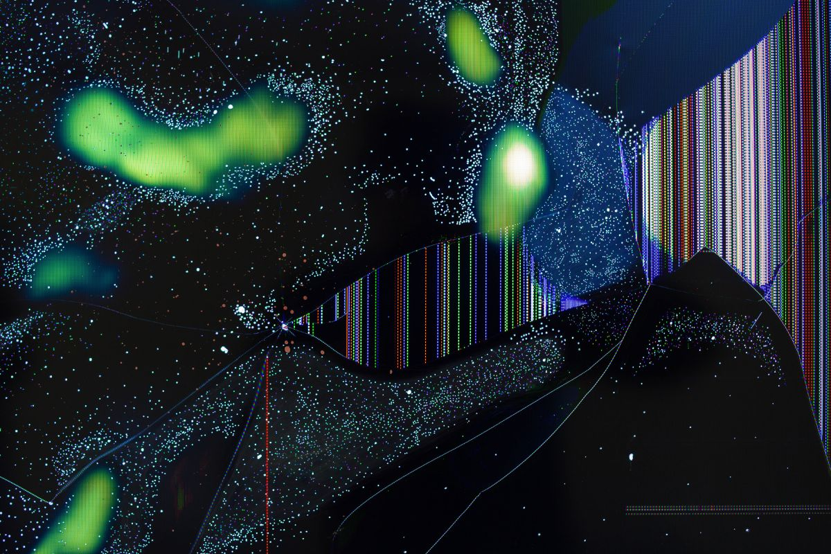Gillian Brett - E190i (After Hubble), 2021 - Photo © Nassimo Berthommé