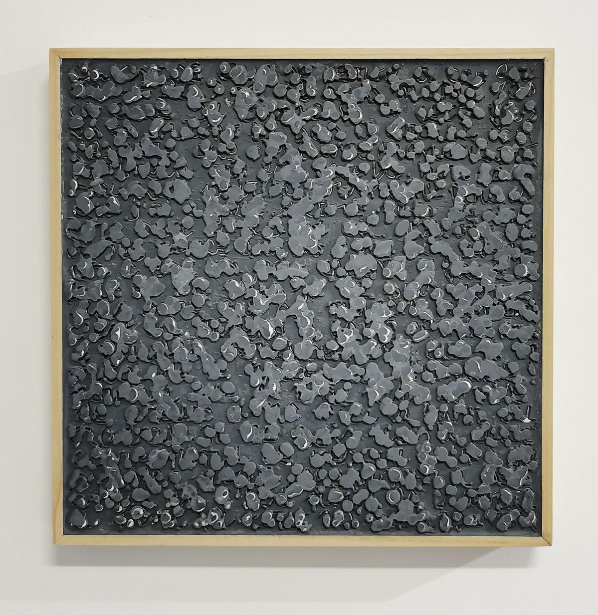 Pascale Hugonet - Stratigraphie 15, 2020 - Traces à la N5 Galerie - Montpellier