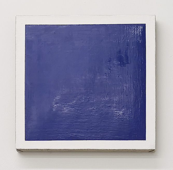 Patrick des Gachons - Bloc de temps, 2020 - Telle est l'étoffe dont les rêves sont faits à la Galerie ALMA