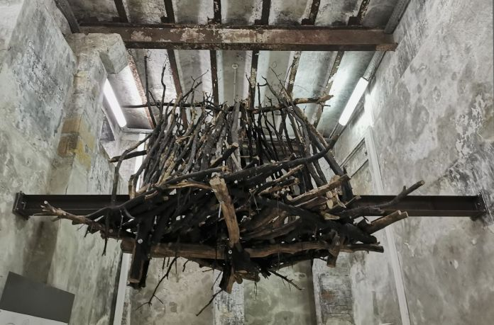 Thomas Couderc - Abris sur H, 2020-2021 - Magnetic North - Vidéochroniques à Marseille