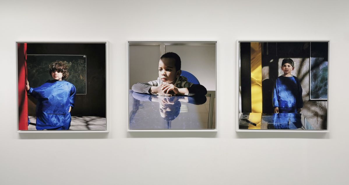 Yveline Loiseur - Conversation Pieces #3, 2021 - «Ensembles» au Centre Photographique Marseille