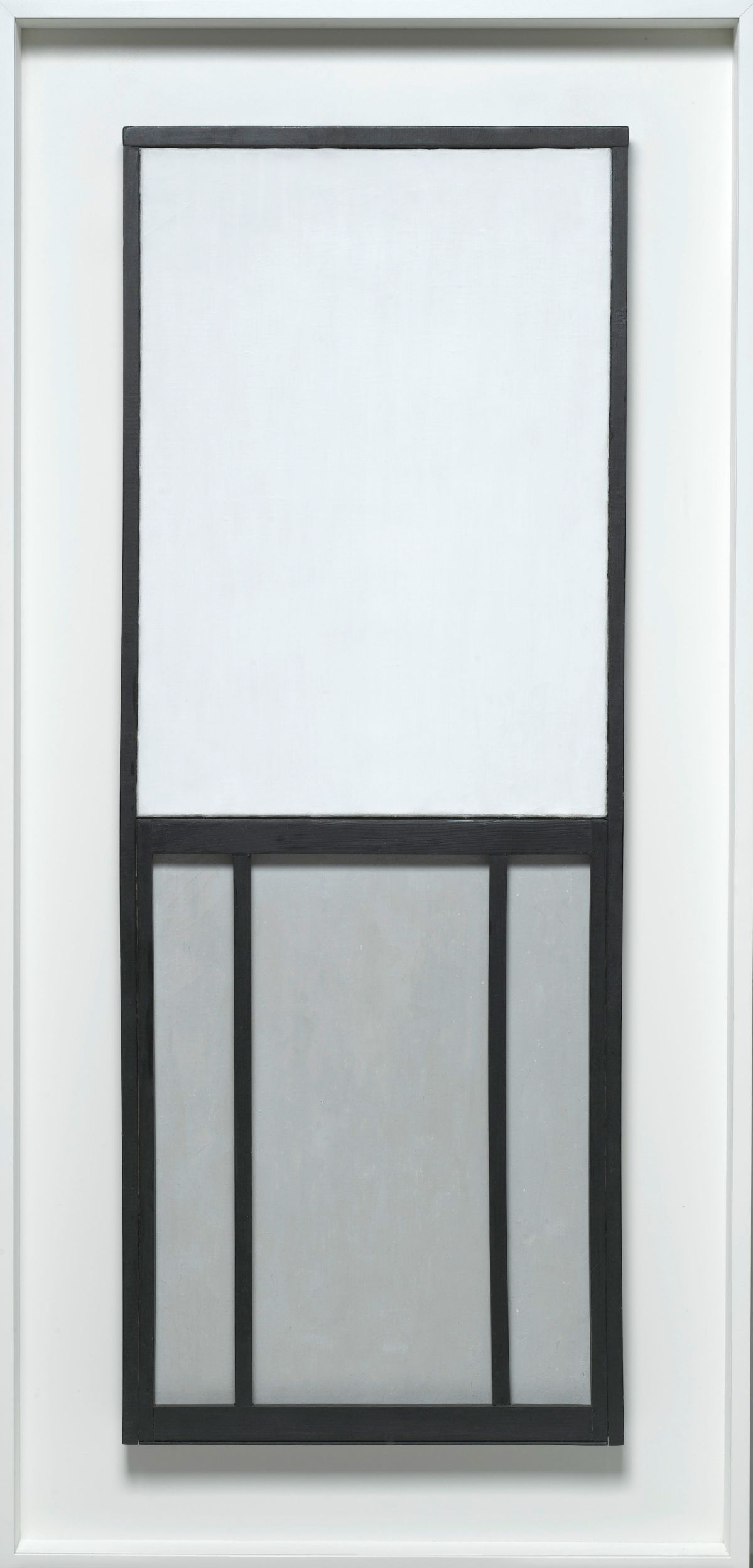 Ellsworth Kelly, Window Museum of Modern Art Paris, 1949