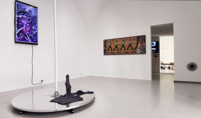 Fly, Robin, Fly - Mécènes du sud Montpllier-Sète - Vue de l'exposition - Salle 1