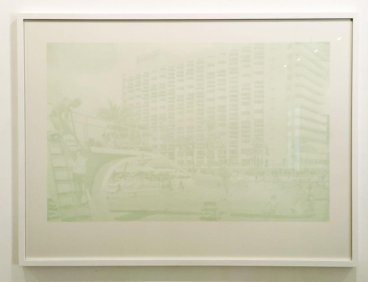 Paul Chochois - AMERICANA, 2021 - «Crossover» à la Galerie Vasistas - Montpellier