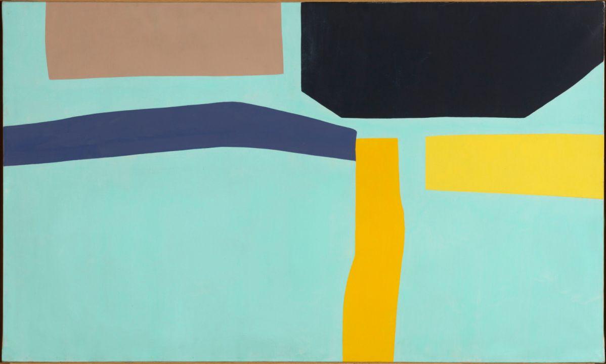Robert Breer, Sans titre, 1954
