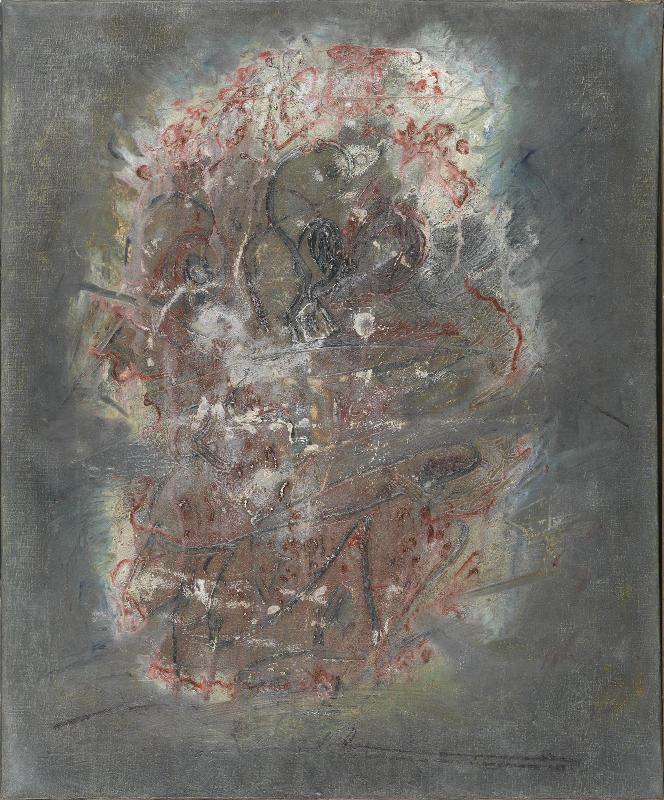 Wols, La Turquoise 1949