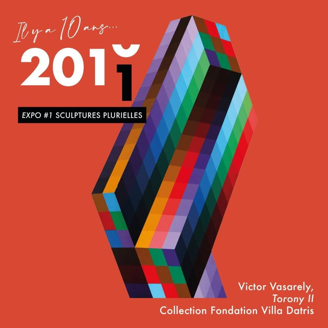 2011 - Sculpture en fête ! Les dix ans de la Collection Villa Datris