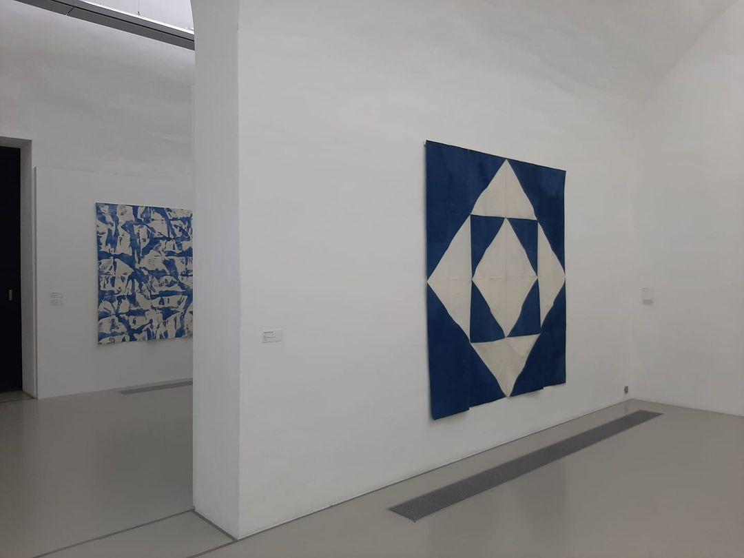 André-Pierre Arnal - Musée Fabre - Accrochage 2021 dans les galeries contemporaines - Photo Michel Hilaire