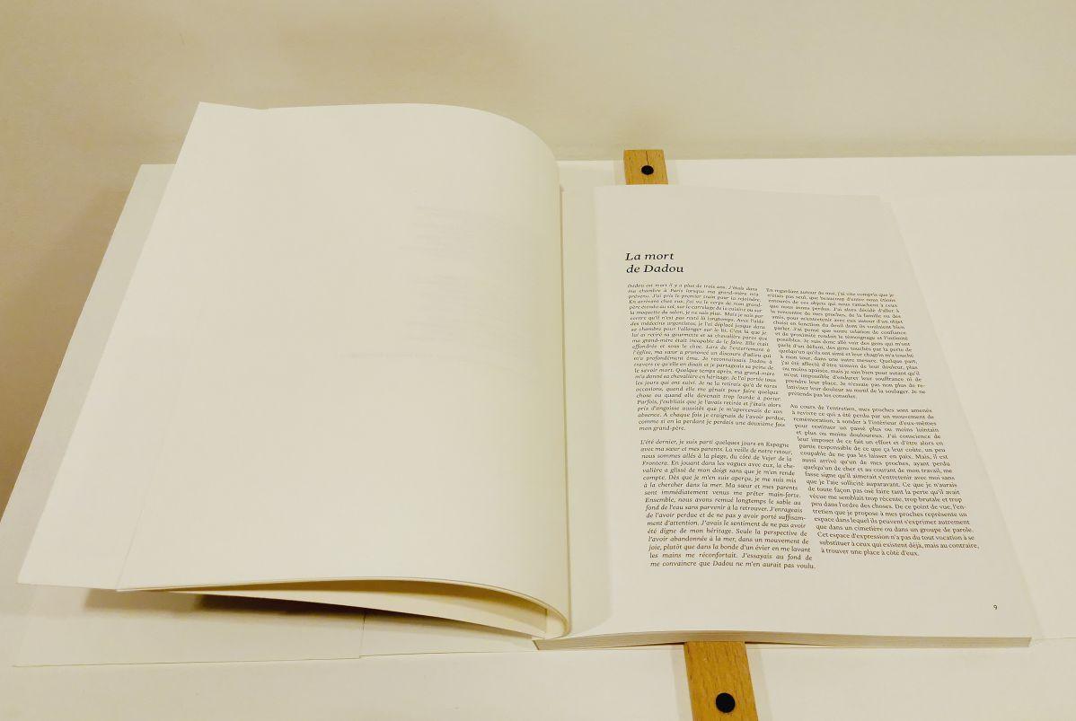 Antoine Lecharny - « Même pas morts » - Selection des Boutographies2021 - Montpellier