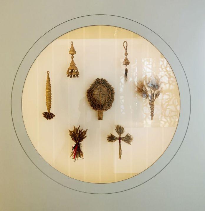 Jeff Koons au Mucem - Œuvres de la Collection Pinault - Salle 3 - vue de l'exposition