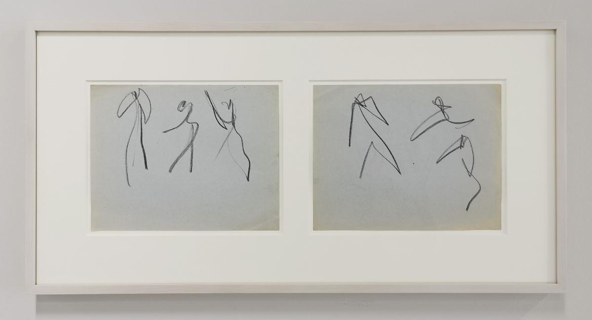 Pierrette Bloch - Sans titre, 1948 - Une Saison Contemporaine au Musée Fabre