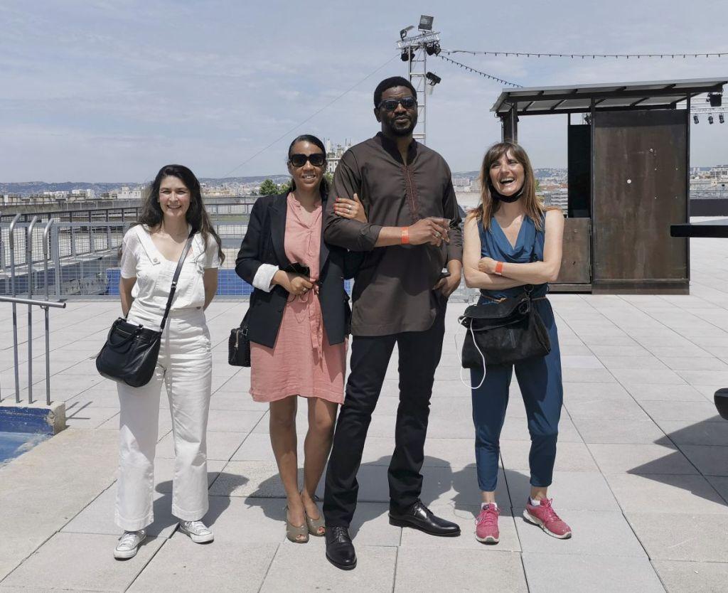 Carole Calvez, Clémence Farrell, Emeka Ogboh et Véronique Collard Bovy - Stirring the Pot à la Friche la Belle de Mai