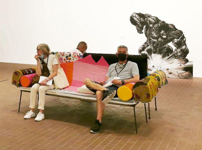Franz West - Test, 1994 - The Impermanent Display , Collection Maja Hoffmann - Luma Arles 2021