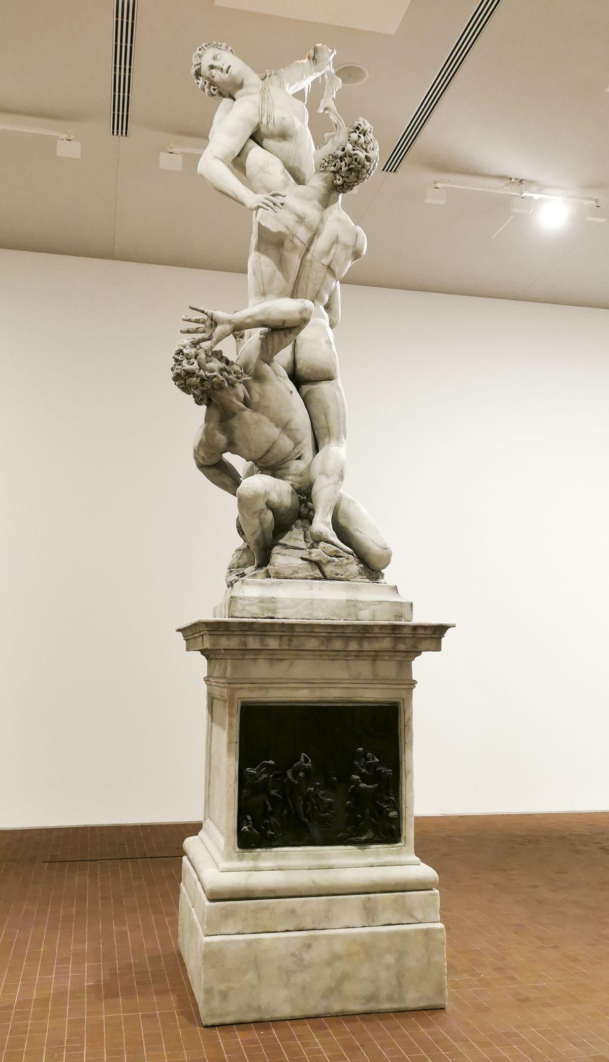 Urs Fischer - Sans titre (l'Enlèvement des Sabines), 2011 - The Impermanent Display , Collection Maja Hoffmann - Luma Arles 2021