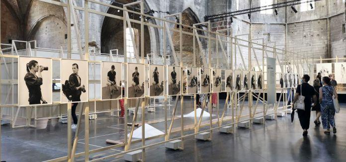 Andrzej Steinbach - L'Appareil - Exposition Prix Découverte Louis Roederer 2021 aux Rencontres d'Arles