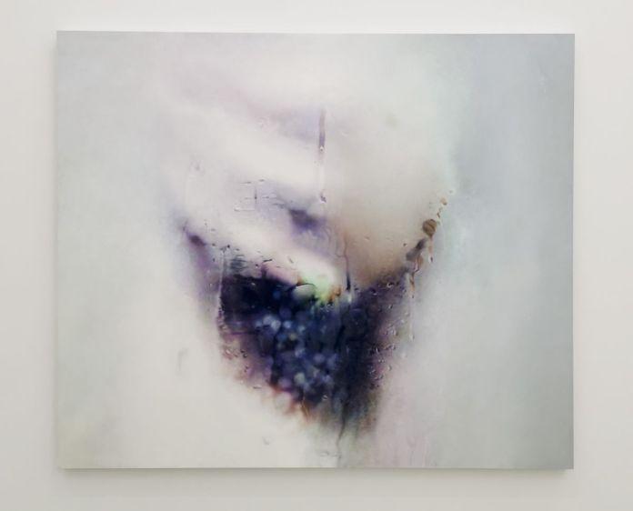 Marilyn Minter - Cornucopia [Corne d'abondance], 2018 - Série Bush Paintings - All Wet au MOCO Panacée