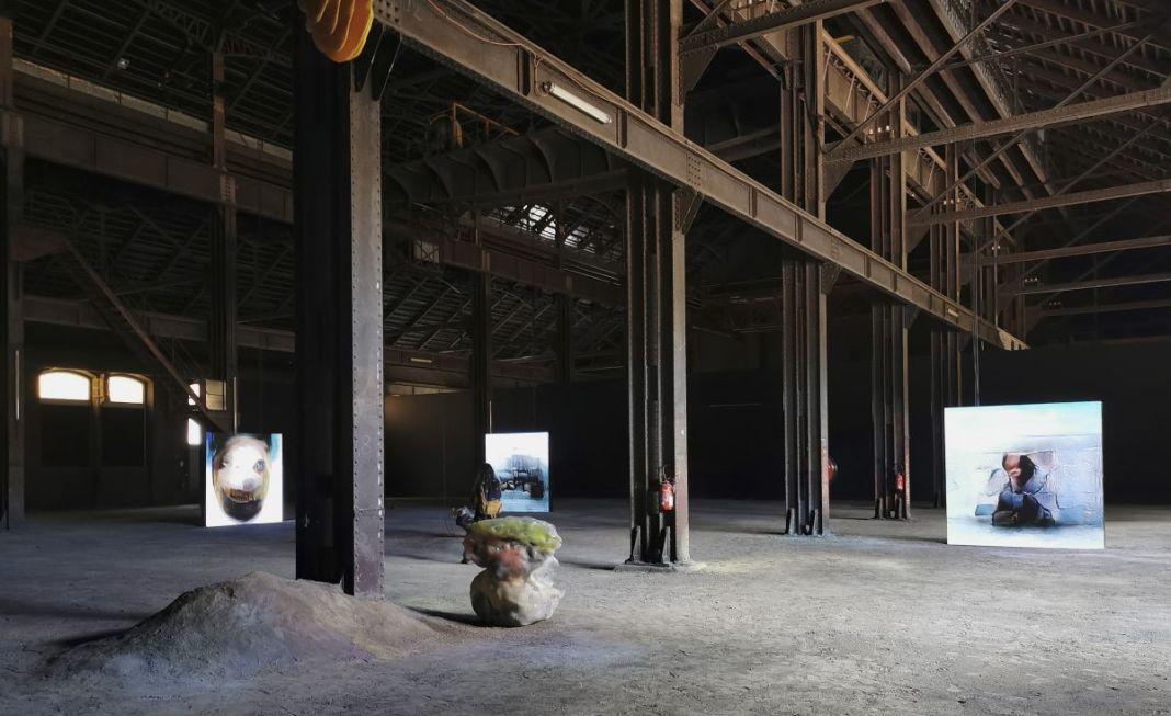 Pierre Huyghe - After Uumwelt à la Grande Halle - Luma Arles