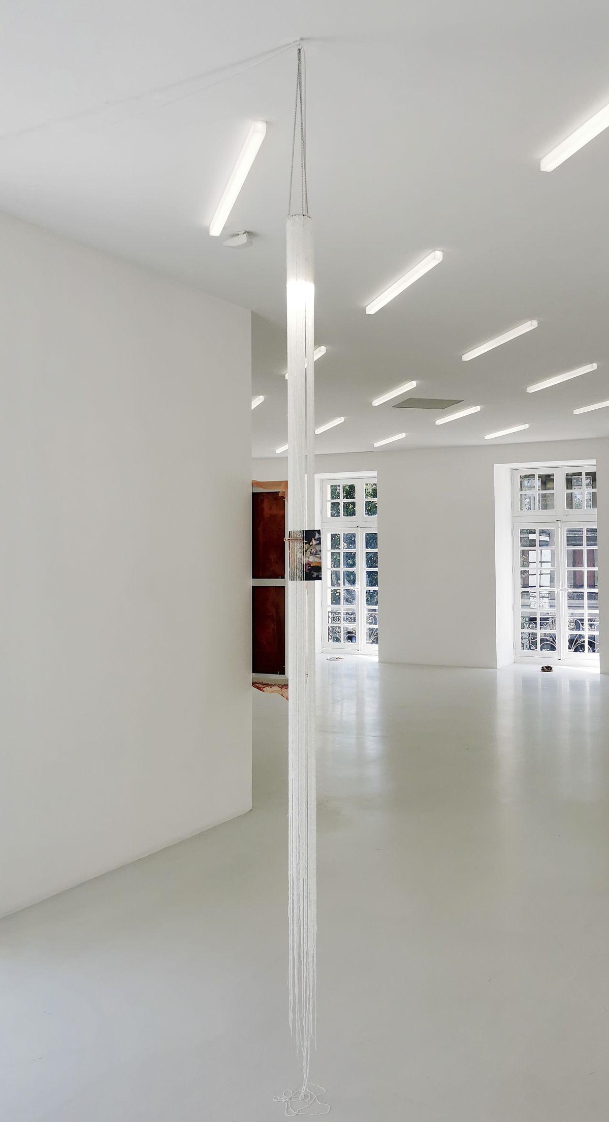 Mimosa Echard - Sap (Slip), 2021 - «Sluggy me» à la Collection Lambert - Avignon