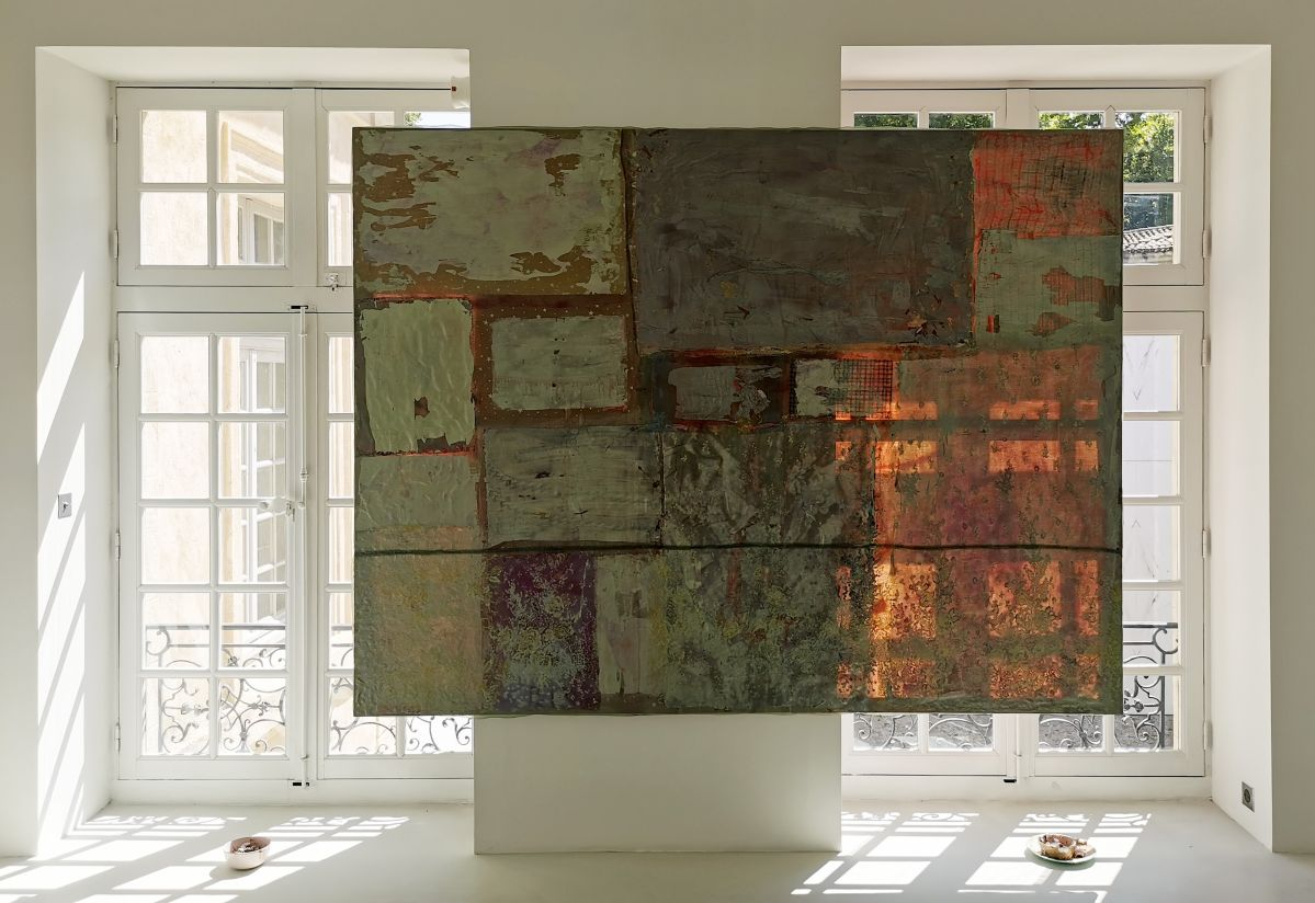 Mimosa Echard - The Garden, 2021 - «Sluggy me» à la Collection Lambert - Avignon