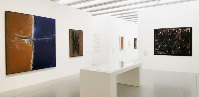 United States of Abstraction - Les autres de l'« Art Autre » - Michel Tapié et l'Art Américain - Confrontations au Musée Fabre