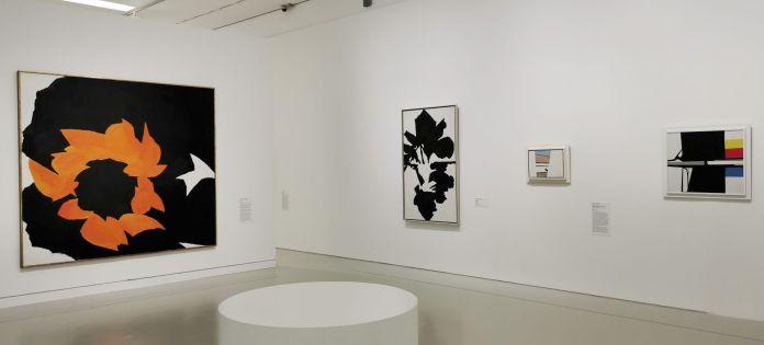 United States of Abstraction - Renouveaux américains de l'abstraction géométrique - Simplifier les formes ; une nouvelle confrontation au réel au Musée Fabre