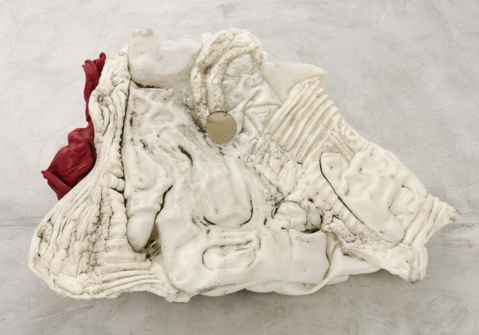 Anita Molinero - Série Oyonnax, 2019 - Hijack City à la galerie de la Scep - Marseille
