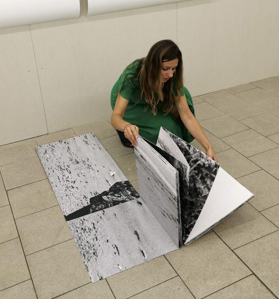 Arina Essipowitsch - Fold, 2020 - Prix Polyptyque 2021