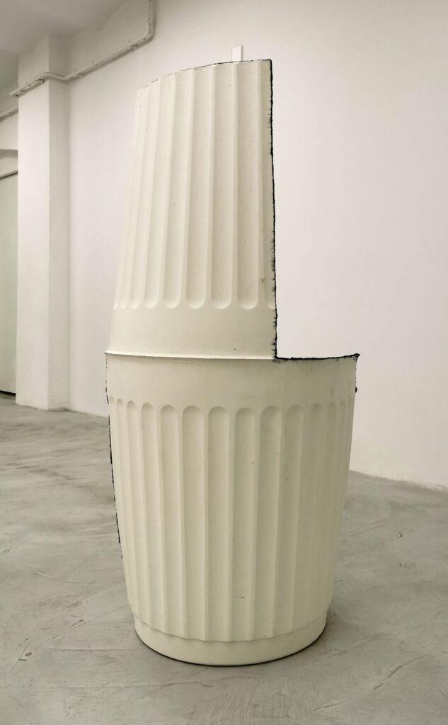 Arnaud Vasseux - Ionique, 2019 - Hijack City à la galerie de la Scep - Marseille