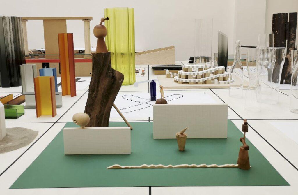 Jean-Simon Roch - Gepetto, 2021 - Pirouettes au Studio Fotokino – Marseille