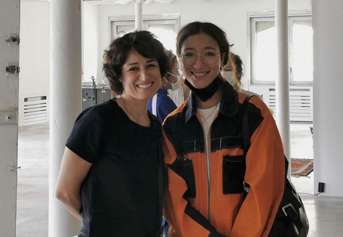 Lydia Ourahmane et Céline Kopp - Barzakh à la Friche la Belle de Mai