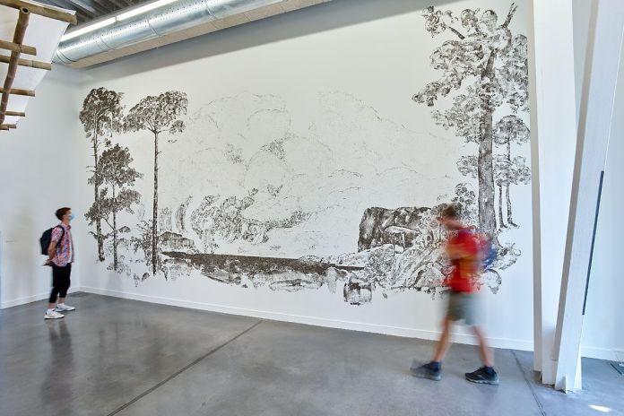 Olivier Nattes - «Être monde» au Frac Paca - Crédit photo Frac Provence-Alpes-Côte d'Azur et Laurent Lecat