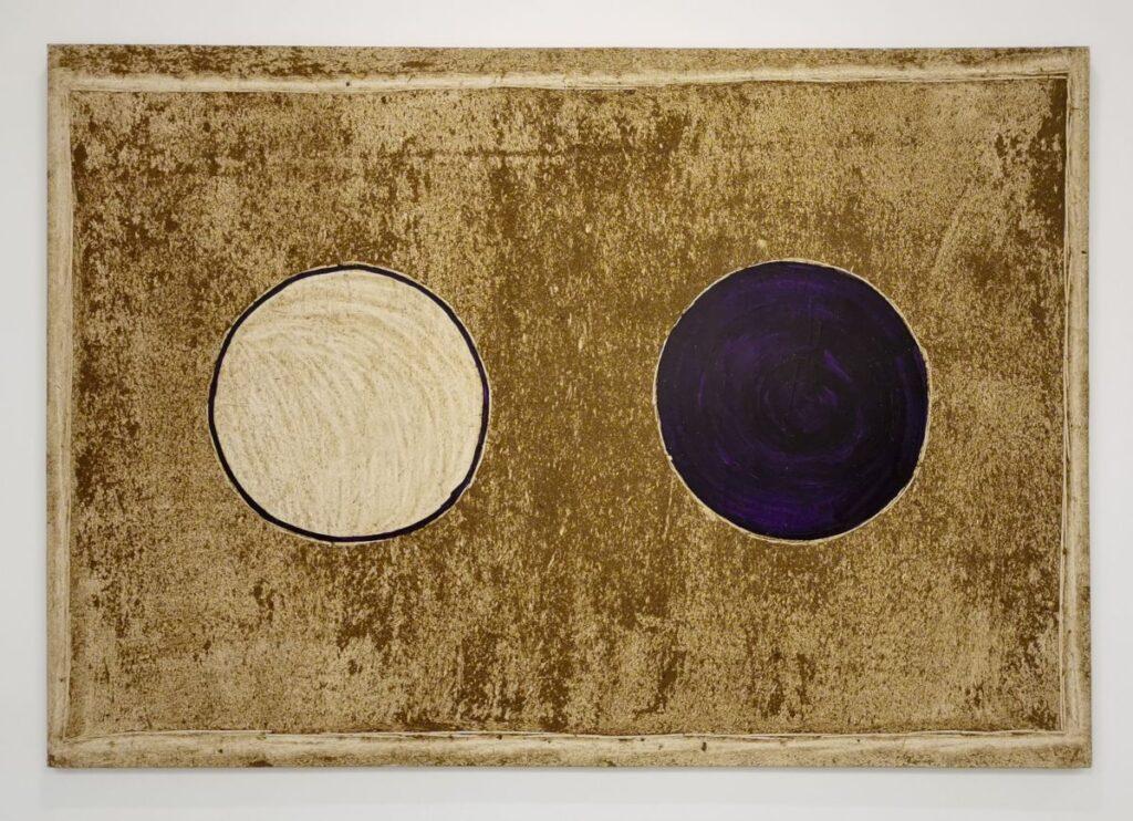 Romuald Hazoumè - Gbe-Yeku, 1996 - Mythologies et symboles - Cosmogonies - Zinsou, une collection africaine au MOCO-Hôtel des collections