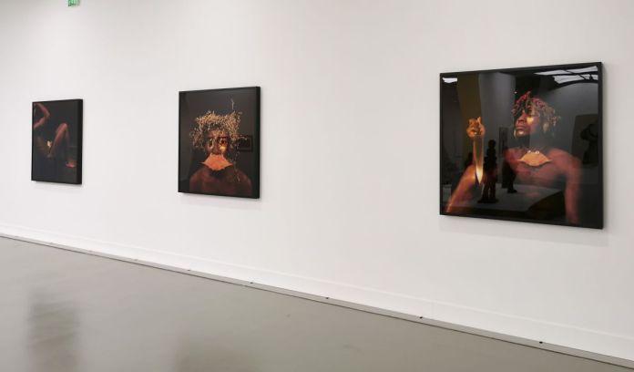 Rotimi Fani-Kayode - série Bodies of Experience, 1987-1989 - Métamorphoses - Cosmogonies - Zinsou, une collection africaine au MOCO-Hôtel des collections