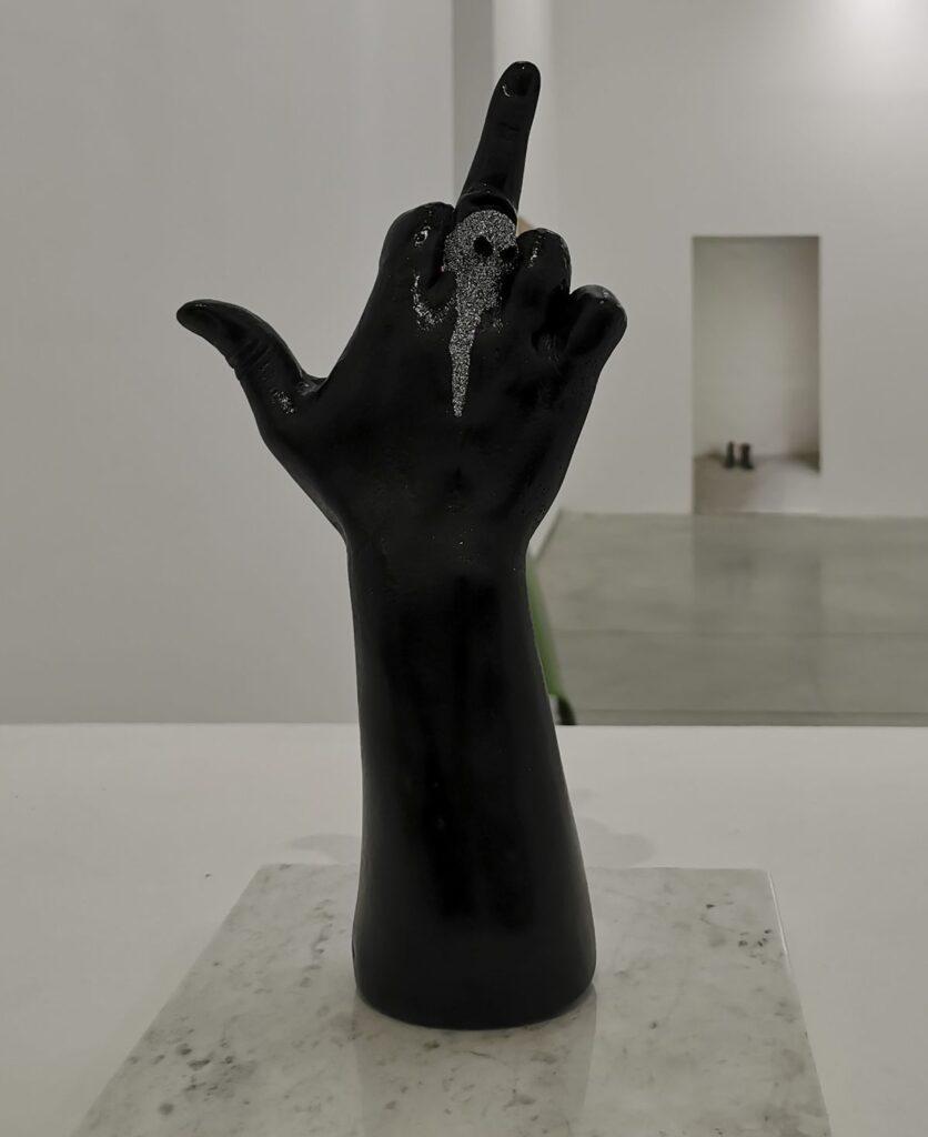 Charlotte Caragliu - Death Fuck, 2020 et The rest of you, 2017 - SOL ! La biennale du territoire au MOCO Panacée