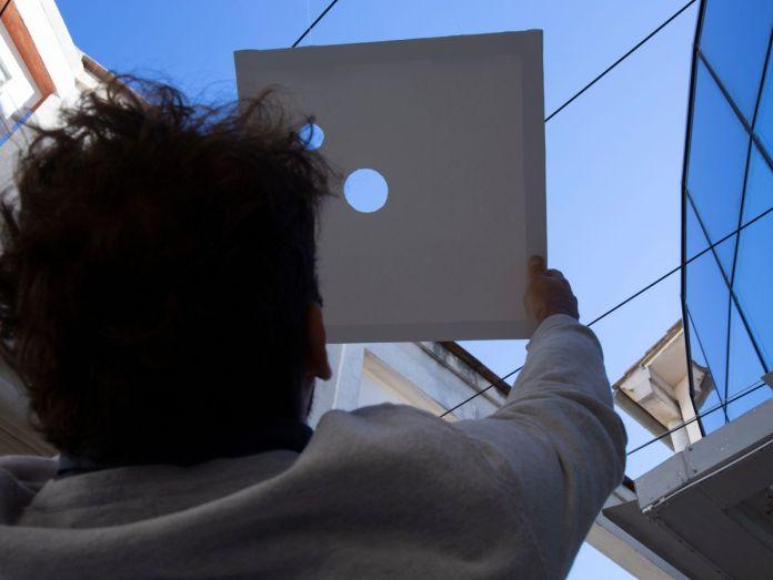 Yoko Ono - Under the same sky à l'Aire - Arles - Photo ©Mathilde Sangnier