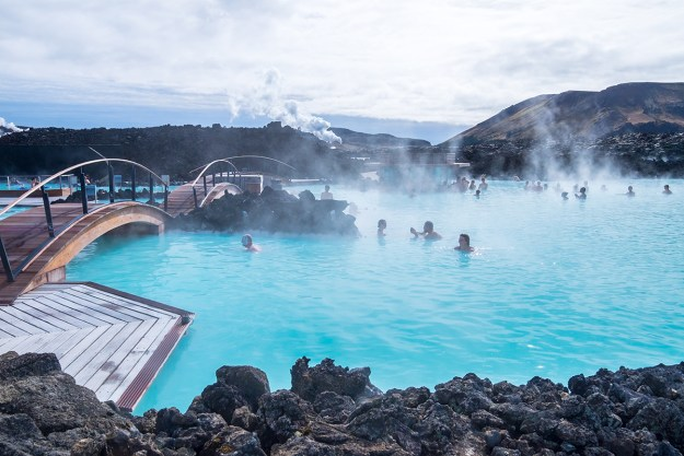 iceland-The Blue-Lagoon-geothermal-spa