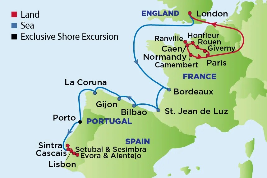 Journey to Normandy, Bordeaux and the Wine Regions of ... on map of portugal, humans in portugal, lisbon portugal, capital of portugal,