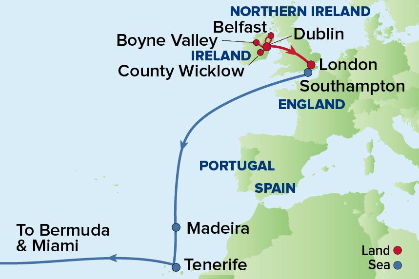 Transatlantic Journey