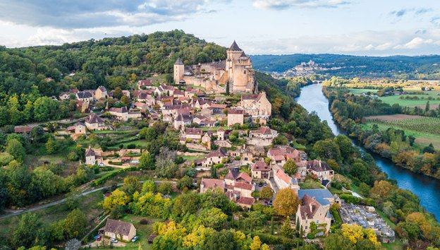 Village-Dordogne-Valley